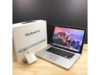 "MacBook Pro 15""  Core i7 3.3GHz  16GB   1TB HD   Adobe CS6, Logic, WARRANTY"