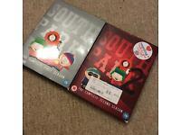 South Park series 1&2