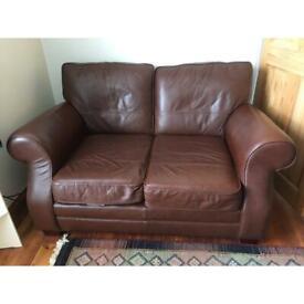 Free - leather sofa