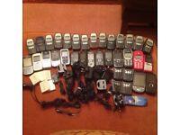 nokia phones spares or repairs