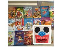 Disney story books x17