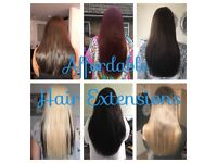 Micro ring hair extensions full head all enclusive £115! Micro, Nano fusion