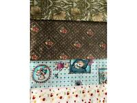Cotton Fabric Fat Quarters Perfect For Masks