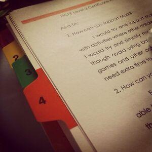 GCSE Coursework Essays