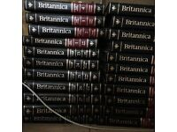 FREE Encyclopaedia Britannica. USA version. Approx 30 volumes FREE to be collect