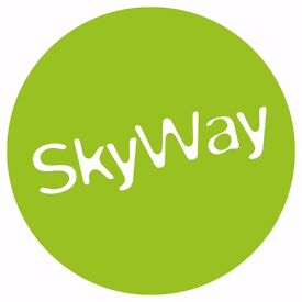 Youth Worker for SkyWay Charity (Zero hour contract) to work with young people aged 16 - 25