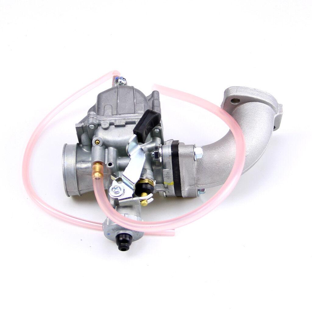 Pit Dirt Bike Mikuni Carb Vm22 Carburetor Air Filter Manifold Intake Pro Diagram Float Level For Tm33 Pipe 26mm