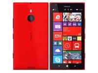 nokia lumia 1520 red. nokia lumia 1520 unlocked to all networks * nokia lumia red