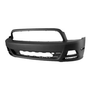 New Painted 2013 2014 Ford Mustang Front Bumper
