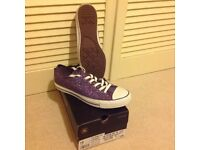 Converse ladies trainer size 8 - not worn/new