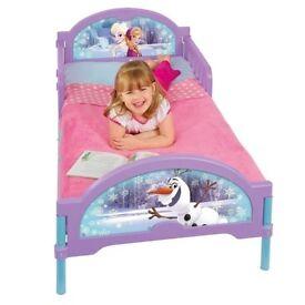 Disney Frozen Bed frame - no mattress