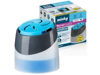 Minky Damp Guard / Moisture Condensation Absorber / Dehumifier *with refills*
