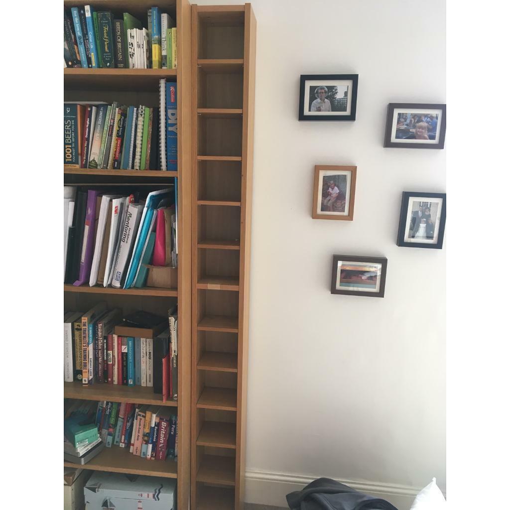 IKEA. Tall CD / DVD rack FREEBIE | in West Bridgford, Nottinghamshire | Gumtree