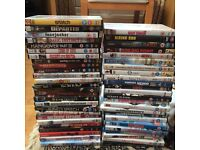 50 DVDs - having a clearance