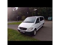 Mercedes vito 9 seatres for sale