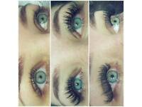 Eyelash/hair extensions
