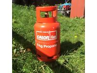 6kg Empty Propane Gas Bottle
