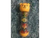 Bear rattle