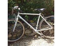 Men's Hybrid Ridgeback Bike