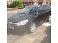 Vauxhall Astra 1700 C.D.T.I Sportive Plus rear seat conversion low miles no vat to pay