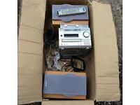 Sony stereo - cd faulty - pick up only - Brechin
