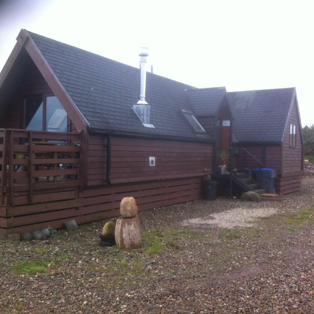 Mobile Home Log Cabins Mobile Home Log Cabin Granny Annexe Home Office In Stonehaven