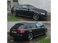 Audi A4 Black Edition 2.0 TDi