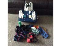 Gents Bowling Shoes plus accessories