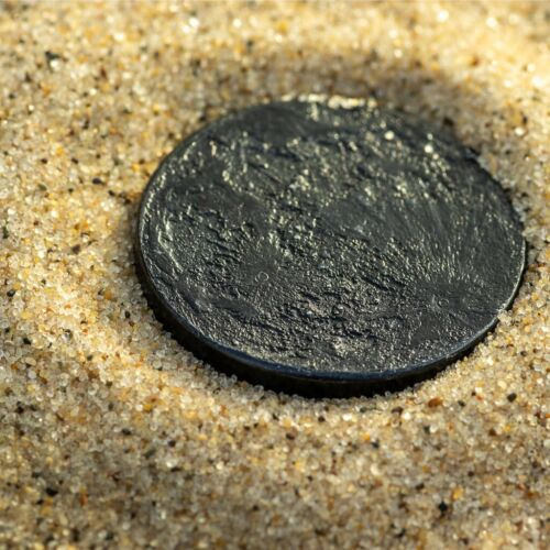 """MOON COINS """"IRON NEW MOON COIN"""" Shire Post Mint New"""