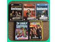 The League of Gentlemen DVD bundle