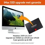 SSD Upgrade 500GB iMac of MacBook Aanbieding