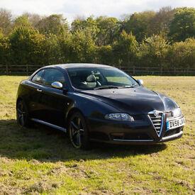 Alfa Romeo GT Cloverleaf 1.9 JTDM Black 89,500miles