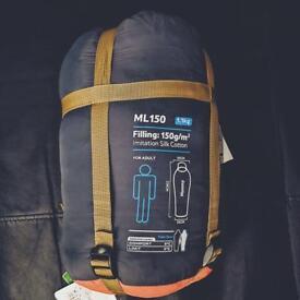 Naturhike mummy sleeping bag ultralight hiking camping NEW UNUSED