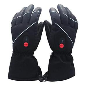 Gants chauffant Savior /  Heated Gloves with Rechargeable Li-ion Battery Heated for Men and Women