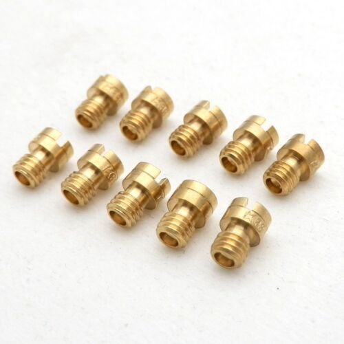Round Head Main Jet 4mm GY6 50cc 139QMB Scooter Moped Keihin Carb 82-105  10/set   Shopping Bin - Search eBay faster