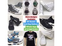 Christian Dior Trainers B23 B22 Versace Chain Reaction Sneakers Designer Trainers cheap UK Essex
