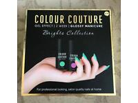 Colour Couture Pro Gel Nail Kit