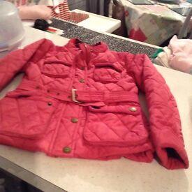Girls next coat
