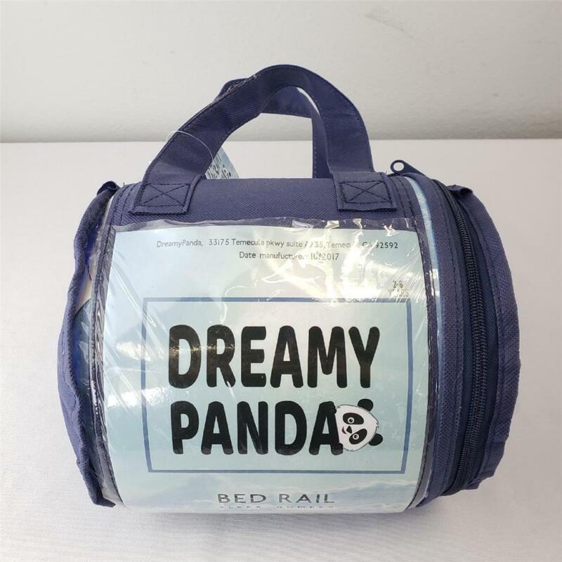 "= Dreamy Panda Bed Rail Bumper Sleep 50"" x 7"" x 4.5"" 2-6 YRS"