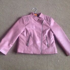 Little Girls Jacket - In new condition