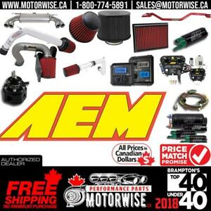 AEM Cold Air Intake Systems & Performance Parts | Free Fast Shipping Canada Wide | Order Today at www.motorwise.ca