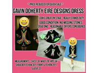 Irish Dancing - Gavin Doherty Dress