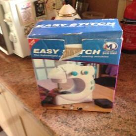 Easy Stitch sewing machine