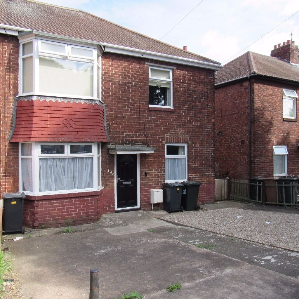 2 Bedroom Ground Floor Flat, Wallsend Road, Wallsend, NE29 7AE
