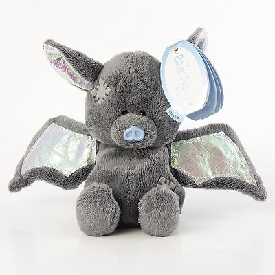 """4"""" My Blue Nose Friends Echo the Bat No. 32 - Plush Soft Toy LIMITED EDITION"""