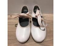 Tap shoes children's size 12