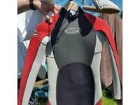 Gforce childs wetsuit