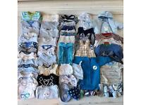 Baby Boys 3-6 Months bundle 94+ items