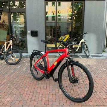 Specialized Vado 6.0 - red speedpedelec ebike speed pedelec