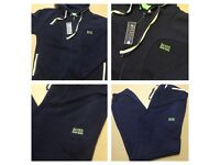 Brand New With Tags Men's Boss Navy Tracksuit £25